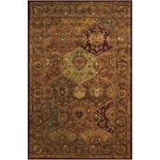 8 x 11 large beige persian style area rug jaipur