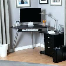 glass corner office desk. Corner Black Desks Large Size Of Glass Office Desk Chrome Computer Uk S