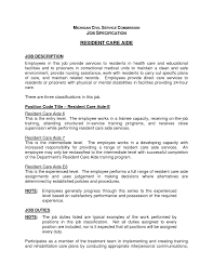 Home Health Aide Job Description For Resume Resume Examples For Home Health Aide Sidemcicek Com Pleasant On H 7