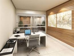 home office simple neat. Blue Home Office Design With White Furniture And Neat Impressive Simple