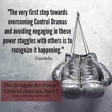 the struggle for power control dramas part celestine vision power