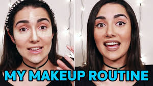 here is my much requested everyday makeup routine i hope you guys like it once again i m not a makeup artist at all just tryna show you guys what
