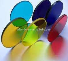 diameter 50mm thickness 5mm colorful glass sheet ir filter colored optical glass quartz glass lens on alibaba com