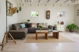 Classic Beach Style Living Room