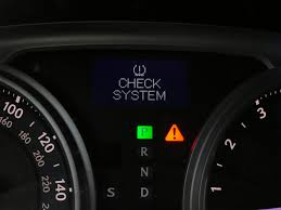Car Tire Warning Light How To Reset Tire Pressure Sensor 2006 Lexus Is350 The