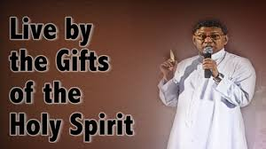 fr augustine vallooran don t rely on your talent but rather the gifts of the holy spirit