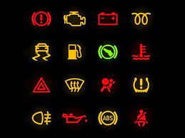 warning lights on your car s dashboard