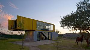 check out how they ve incorporated a balcony in this impressive two stories shipping container home