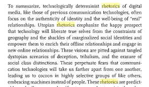 Technological Determinism Commtechculturew12 Licensed For Non Commercial Use Only