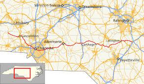 north carolina highway 27 wikipedia Tryon Nc Map Tryon Nc Map #19 tryon nc map north carolina