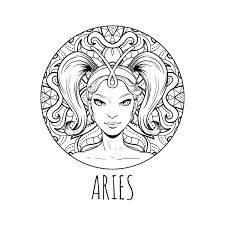Coloring page with 12 zodiac signs. Zodiac Coloring Pages Printable Zodiac Signs Coloring Pages For Women Plus A Free 2020 Calendar Printables 30seconds Mom
