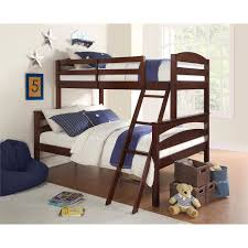 better homes gardens leighton twin over full bunk bed multiple colors