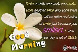 Good Morning And Smile Quotes Best of Keep Smiling Motivational Good Morning Quotes Happy Day
