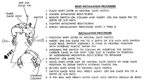 safety switch wiring diagram safety image wiring 2001 chevy silverado neutral safety switch wiring diagram 2001 on safety switch wiring diagram