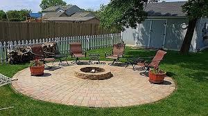 Diy patio with fire pit Unique Diy Diy Patio With Fire Pit The Ownerbuilder Network Diy Patio With Fire Pit The Ownerbuilder Network