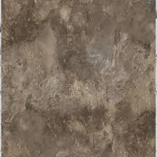 trafficmaster chestnut blended slate 18 in x 18 in l and stick vinyl tile 27 sq ft case