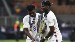 Manchester United identify £50-million Aurelien Tchouameni as Paul Pogba  replacement - Paper Round - Eurosport