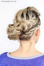 10 Hot Weather Hairstyles: Double Braided Messy Bun #hairstyles #hair  #braids # messy Braids double 10 Hot Wea… | Hair styles, Top hairstyles,  Messy bun hairstyles