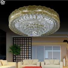sl ceiling light modern crystal living 5 lights new re