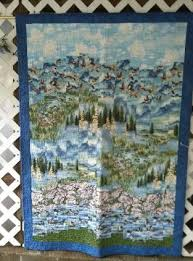 Custom Handmade Cotton Quilts For Sale in New H&shire | The ... & Aspen Forest Bargello - Quilts for Sale at The Fabric Garden Adamdwight.com