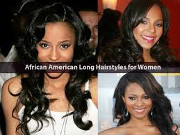 Type Of Hair Style african american long hairstyles for black women all types of 4502 by wearticles.com