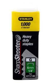 <b>Скоба для степлера Stanley</b> 6 мм тип ''G'' (4/11/140) 1000шт 1 ...