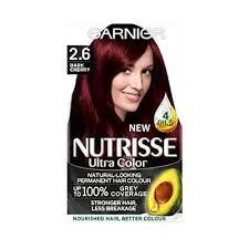 garnier nutrisse 2 6 ultra dark cherry