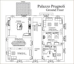 the italian style villa cross between house plans superb ...