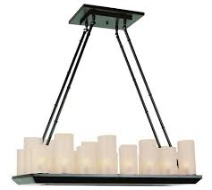 18 light oil rubbed bronze modern candle style chandelier discontinued