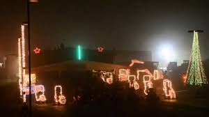 Messicks Light Show Messicks Christmas Light Show 2014