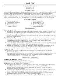 Resume Property Management Samples Awesome Facilities Manager