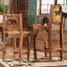 rustic bar stools. Modren Rustic Carved Wood Moose Barstools Barnwood Barstools W Bear  To Rustic Bar Stools O