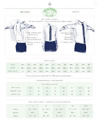 Hallensteins Size Chart Mens Formal Shirt Size Guide Rldm