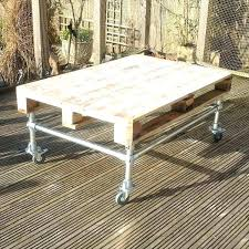 outdoor coffee table ideas pallet great patio tables trends cocktail diy