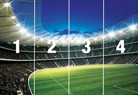 Bolcom Voetbalstadion Fotobehang 368 X 254 Cm Bxh