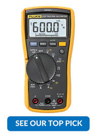 Fluke Tester Comparison Chart The Best Multimeter Of 2019 Reviews And Comparisons