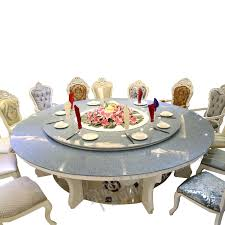 round table dining table hotel furniture fresh printing double roundtable classical chinese supply