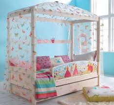 Stunning Little Girl Canopy Bed with Little Girls Canopy Bed Gnscl ...