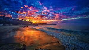 1920x1200 colorful sunrise wallpaper