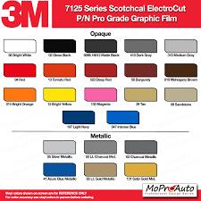 3m Vinyl Wrap Color Chart 39 Explicit 3m Striping Tape Chart