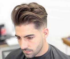 Coupe De Cheveux Homme Comment Choisir Selon La Forme De