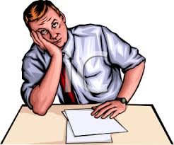 boring people clipart. pin office clipart bored person #8 boring people e