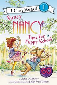 Fancy Nancy – Time for Puppy School by Jane O'Connor – Newport Free Library