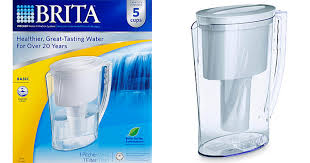 Kmart Brita Slim 5 Cup Water Filtration Pitcher Only 6 Regularly