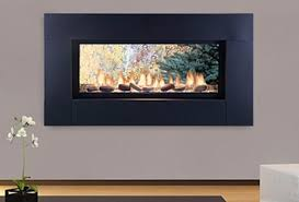 majestic avflst42ntsc artisan 42 vent free see through natural gas linear fireplace with signature