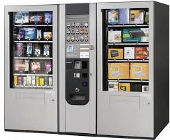 Custom Vending Machine