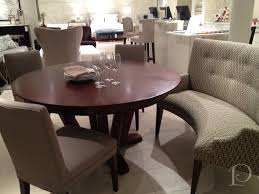 dining room amusing awesome curved bench for round dining table 67 best in from sophisticated