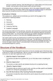 Visual Arts Assessment Handbook September Edtpa_visarts_02