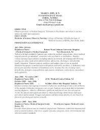 Charge Nurse Resume Telemetry Tech Job Description Here Are