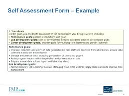 Sample Phrases For Self Performance Review Sample Expert Completed
